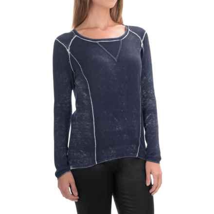 Parkhurst Rhandi Sweatshirt (For Women) in Indigo - Overstock