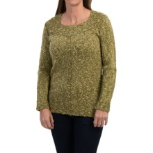 Parkhurst Square Neck Sweater (For Women) in Prima Psto - Closeouts