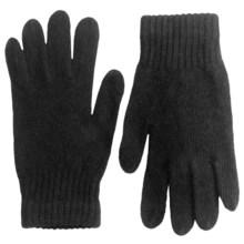 Parkhurst Wool Knit Gloves (For Women) in Black - Overstock