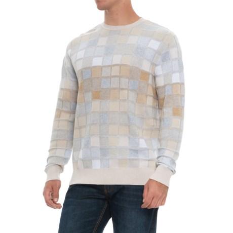 c193a739e98f 2. Blue - Parquet Sweater ...