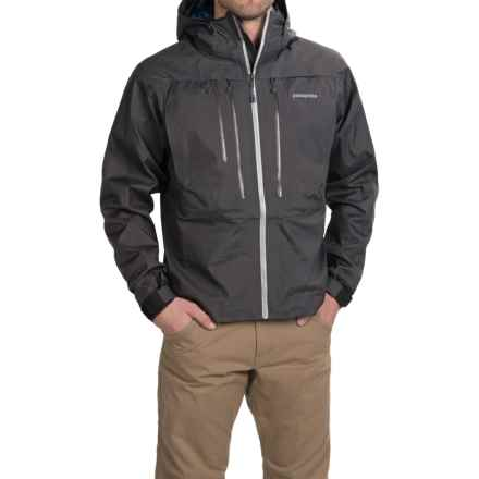 Patagonia 3-in-1 River Salt Jacket - Waterproof (For Men) in Fge Forge Grey - Closeouts