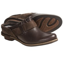 Patagonia Addie Clogs - Nubuck, Recycled Materials (For Women) in Espresso - Closeouts