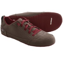 Patagonia Advocate Canvas Shoes - Lace-Ups (For Men) in Beluga - Closeouts