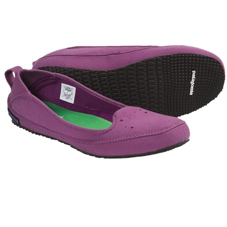 Patagonia Advocate Skimmer Shoes (For Women) in Amaranth