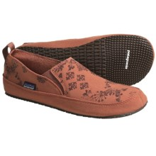 Patagonia Advocate Slip-On Travel Shoes - Ultralight (For Women) in Alpenglow Print - Closeouts