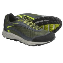 Patagonia Arrant Gore-Tex® Trail Running Shoes - Waterproof, Leather (For Men) in Jasper Green - Closeouts