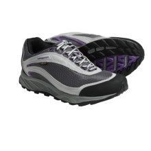 Patagonia Arrant Gore-Tex® Trail Running Shoes - Waterproof, Leather (For Women) in Blackberry - Closeouts