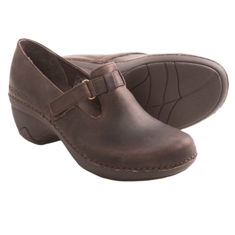 Patagonia Better Clog Mary Jane Shoes - Leather (For Women) in