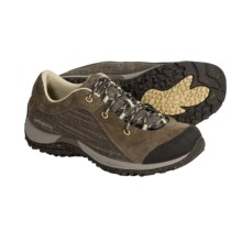 Patagonia Bly Hemp Shoes - Hemp-Nubuck, Recycled Materials (For Women) in Dark Burlap - Closeouts