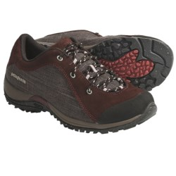 Patagonia Bly Hiking Shoes - Hemp, Recycled Materials (For Women) in Cattail