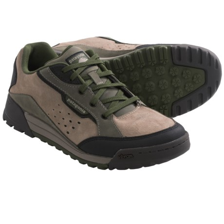 Patagonia Boaris 2.0 Shoes (For Men) in Llama/Forest