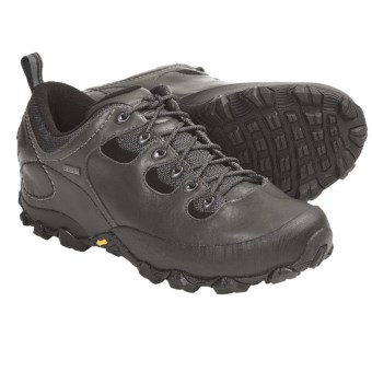 Patagonia Drifter Gore-Tex® Hiking Shoes - Waterproof, Recycled Materials (For Men) in Forge Grey