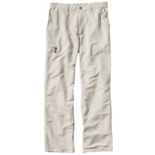 Patagonia Guidewater Fishing Pants - UPF 50+ (For Men) in Fog - Closeouts