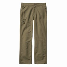 Patagonia Guidewater Fishing Pants - UPF 50+ (For Men) in Sage Khaki - Closeouts