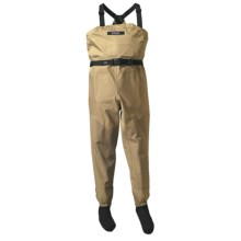 Patagonia Guidewater Waders - Stockingfoot (For Men) in Marsh Green - 2nds