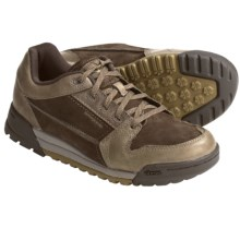Patagonia Hog Tie Shoes - Leather, Recycled Materials (For Men) in Henna Brown - Closeouts