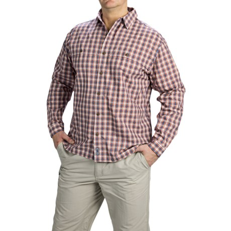Patagonia Island Hopper II Shirt UPF 15+, Long Sleeve (For Men)