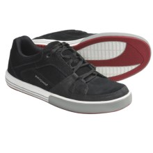 Patagonia Lantic Sneakers - Suede, Recycled Materials (For Men) in Black - Closeouts