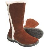 Patagonia Lugano Winter Boots - Waterproof, Polartec® Fleece Lining (For Women)