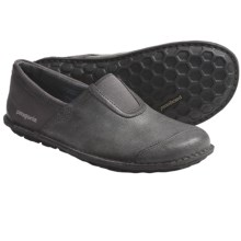Patagonia Manawa Leather Shoes (For Men) in Narwhal Grey - Closeouts