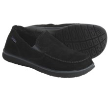 Patagonia Maui Moc Shoes - Recycled Materials, Leather (For Men) in Black - Closeouts