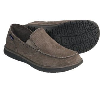 Patagonia Maui Moc Shoes - Recycled Materials, Leather (For Men) in Boulder