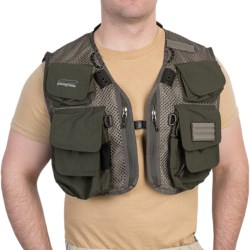 Patagonia Mesh Master II Vest (For Men) in Alpha Green
