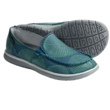 Patagonia Naked Maui Shoes - Hemp (For Women) in Grecian Blue Print - Closeouts