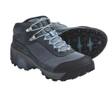 Patagonia P26 Mid A/C Gore-Tex® Hiking Boot - Waterproof (For Women) in Forge Grey/Storm - Closeouts