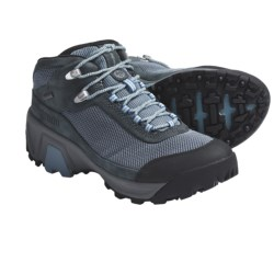 Patagonia P26 Mid A/C Gore-Tex® Hiking Boot - Waterproof (For Women) in Forge Grey/Storm
