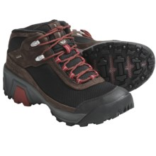 Patagonia P26 Mid A/C Gore-Tex® Hiking Boots - Waterproof (For Men) in Dried Vanilla/Black - Closeouts