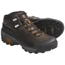 Patagonia P26 Mid Gore-Tex ® Backpacking Boot - Waterproof, Leather (For Men) in French Roast/Inca Gold - Closeouts