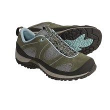 Patagonia Pinhook Trail Shoes - Recycled Materials (For Women) in Sage Khaki - Closeouts