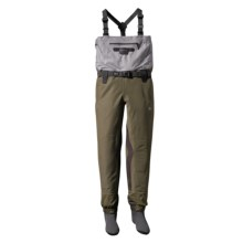Patagonia Rio Gallegos Waders - Stockingfoot (For Men) in Alpha Green - Closeouts