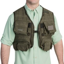 Patagonia River Master II Fly Fishing Vest (For Men) in Carbondale/Kelp Forest Camo - Closeouts