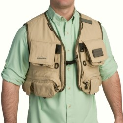 Patagonia River Master II Fly Fishing Vest (For Men) in Carbondale/Kelp Forest Camo