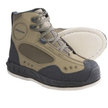 Patagonia Riverwalker Wading Boots - Felt Sole (For Men and Women) in Marsh Green - Closeouts