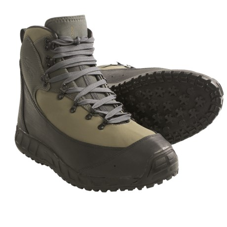 photo: Patagonia Rock Grip Wading Boot - Sticky/Studded water shoe