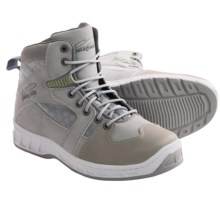 Patagonia Salt Stalker Wading Boots (For Men and Women) in Tailored Grey - 2nds