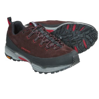 Patagonia Scree Shield Trail Shoes (For Men) in Espresso