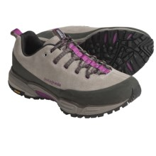 Patagonia Scree Shield Trail Shoes (For Women) in Burlap - Closeouts