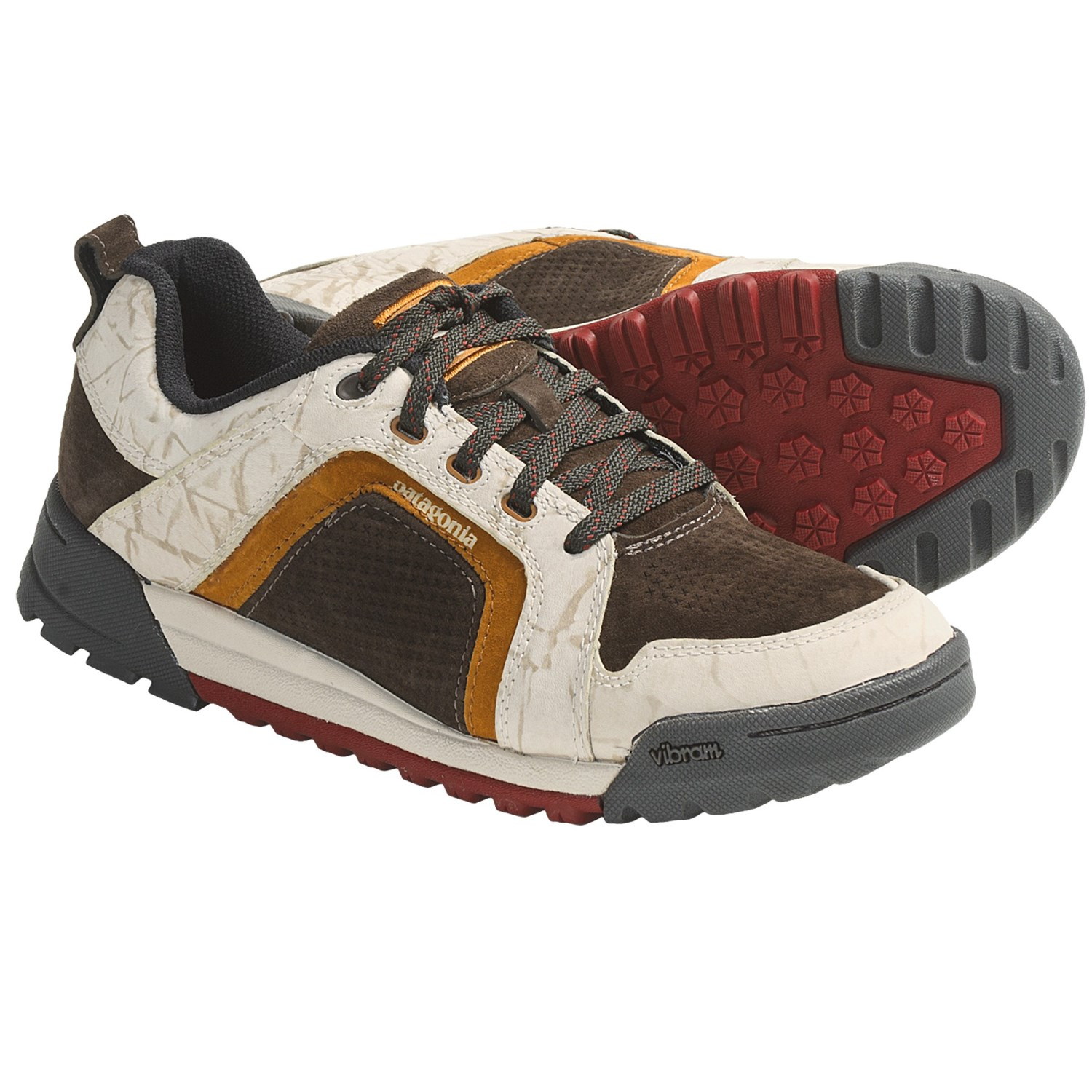patagonia snoutler shoes leather recycled materials