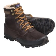 Patagonia Snow Drifter 7 Boots - Waterproof (For Men) in Espresso - Closeouts