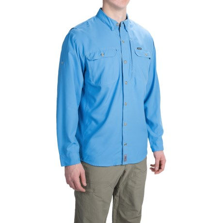 Patagonia Sol Patrol II Shirt UPF 30, Long Sleeve (For Men)