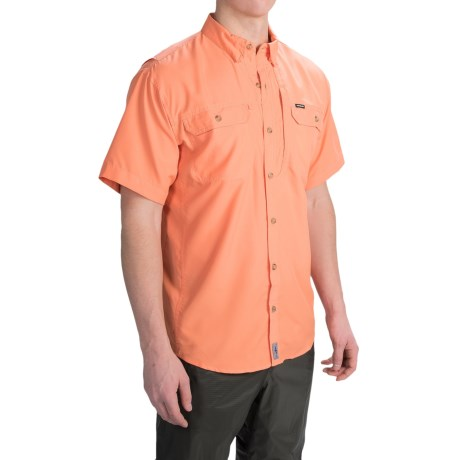 Patagonia Sol Patrol II Shirt UPF 30, Short Sleeve (For Men)
