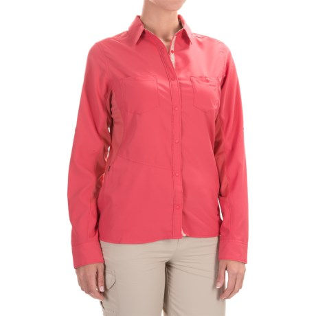 Patagonia Sol Patrol Shirt UPF 30, Long Sleeve (For Women)