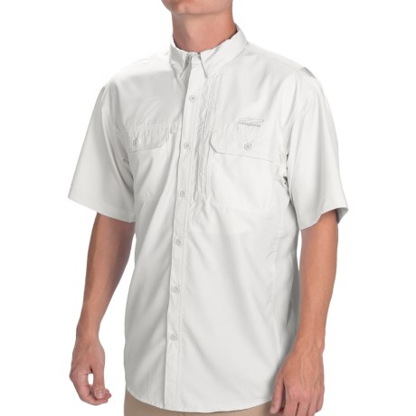 Patagonia Sol Patrol Shirt UPF 30, Short Sleeve (For Men)