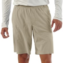 Patagonia Tropical Flats Shorts (For Men) in Pumice - Closeouts
