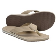Patagonia Upflip Flip-Flop Sandals (For Women) in Retro Khaki - Closeouts