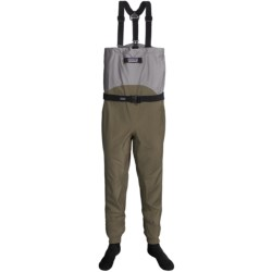 Patagonia Watermaster Chest-High Waders - Stockingfoot (For Men) in Alpha Green